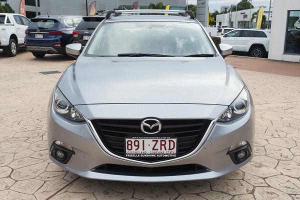 2016 Mazda 3 BM5438 SP25 Hatchback Image 2