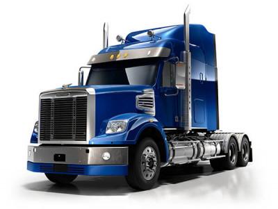 New Freightliner Coronado