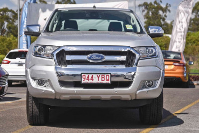 2017 Ford Ranger PX MkII 4x2 XLT Double Cab Pickup 3.2L Hi-Rider Utility