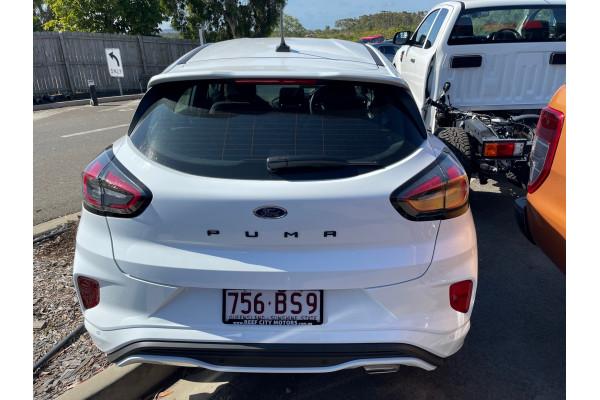 2020 MY20.75 Ford Puma JK Suv Image 4