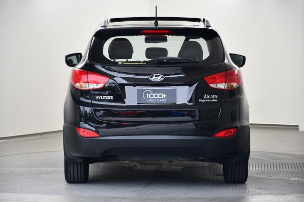 2010 Hyundai ix35 LM Highlander Wagon Image 4
