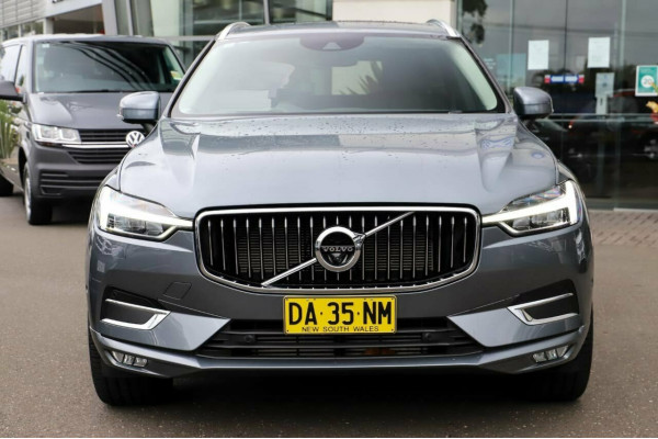 2018 MY19 Volvo XC60 UZ MY19 T5 AWD Inscription Suv Image 4