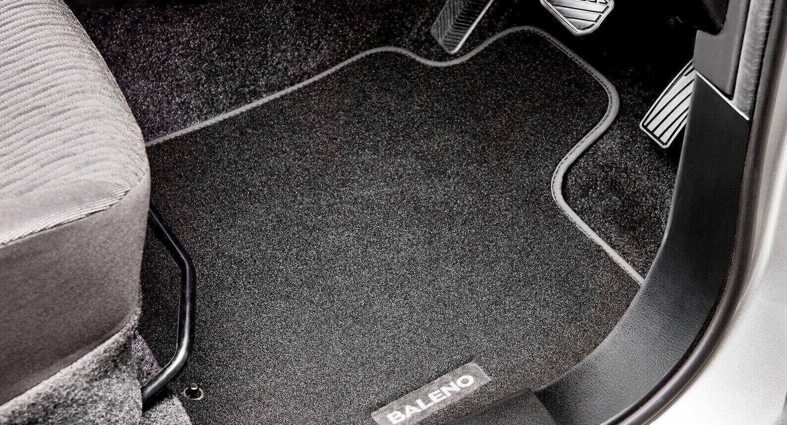 Baleno - Carpet Floor Mat Set