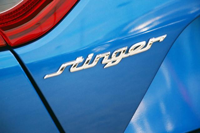 2017 Kia Stinger CK MY18 330Si Sedan Image 17