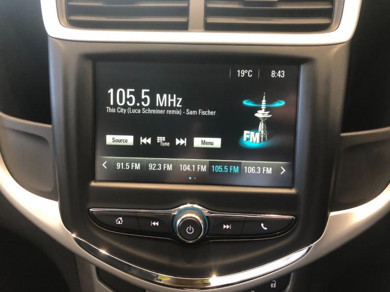 2017 Holden Barina TM LS Hatchback Image 8