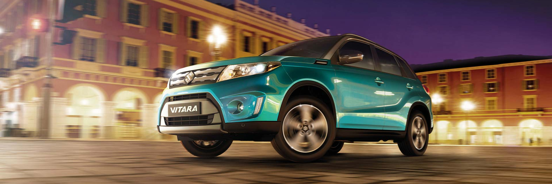 Vitara Re-designed style for a modern design that will turn heads