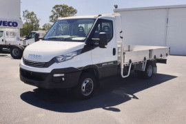 2018 Iveco Daily 45c17A8 Tray pack