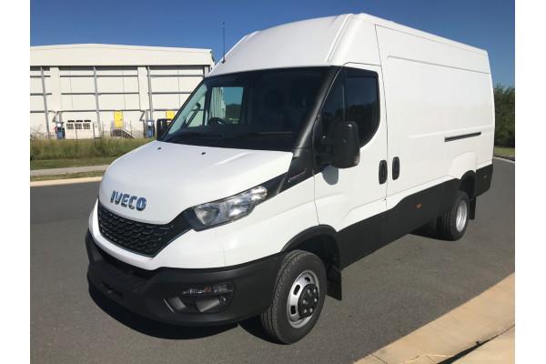 2021 Iveco 50c18ha8v Van Image 3