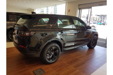 2020 MY20.5 Land Rover Discovery Sport L550 20.5MY D150 Suv Image 4