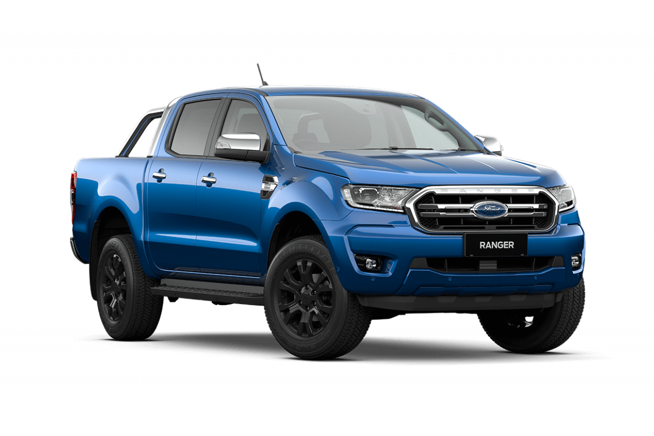 2021 MY21.25 Ford Ranger PX MkIII XLT Fully Loaded Utility