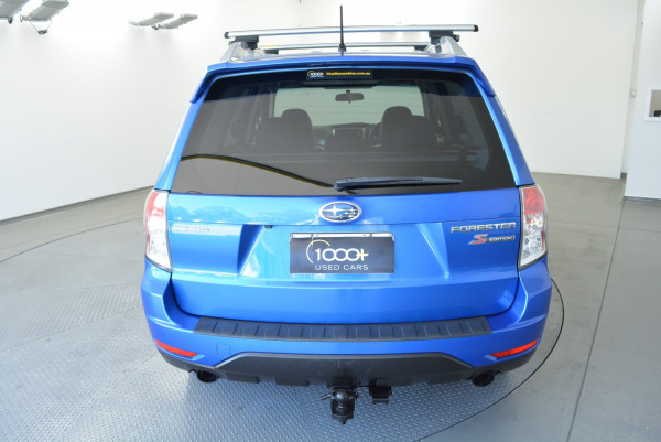 2011 Subaru Forester S3 MY11 S-EDITION Suv Image 5