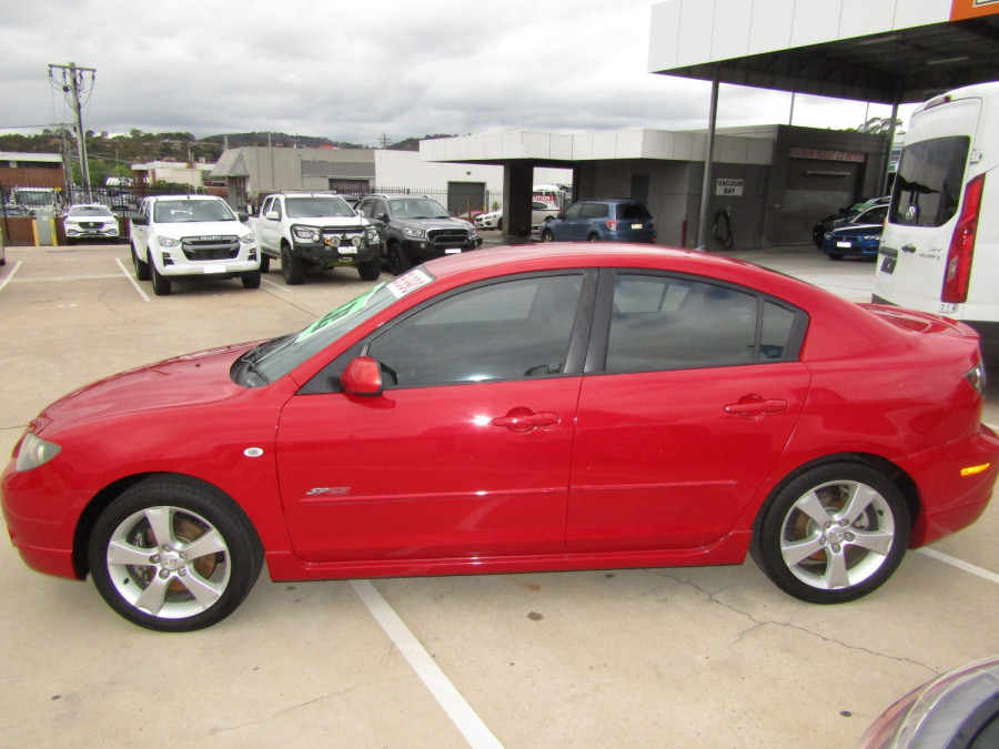 2006 Mazda 3 BK1031 SP23 Sedan Image 7