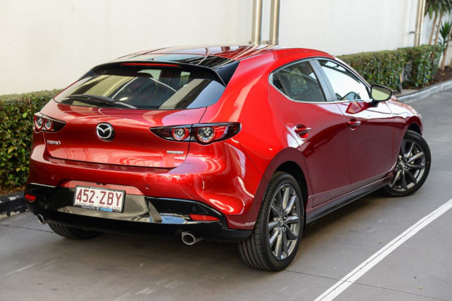 2019 Mazda 3 BP G25 Evolve Hatch Hatch Image 2