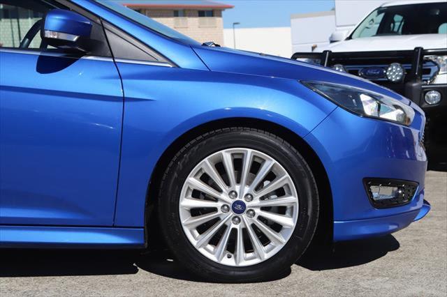 2016 Ford Focus LZ Sport Hatchback Image 7