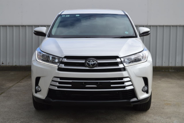 2018 Toyota Kluger GX 22 of 26
