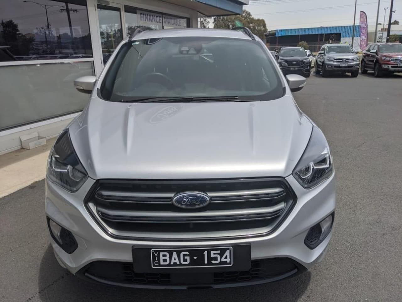 2018 MY18.75 Ford Escape ZG ST-Line AWD Suv
