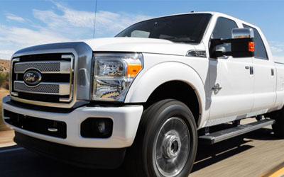 F-Truck 250 Platinum Key Features