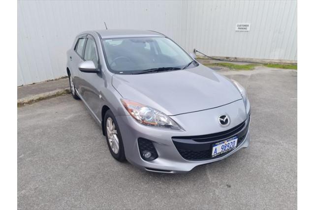 2012 Mazda Mazda3 MAZDA3 H 6 SPEED AUTO Hatch