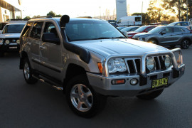 Jeep Grand Cherokee WH MY2010