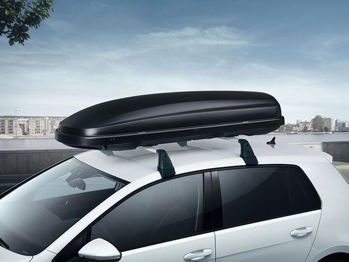 Premium roof box