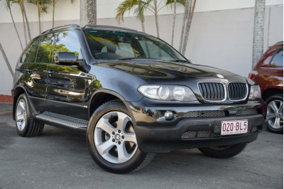 2005 BMW X5 E53 MY05 d Suv