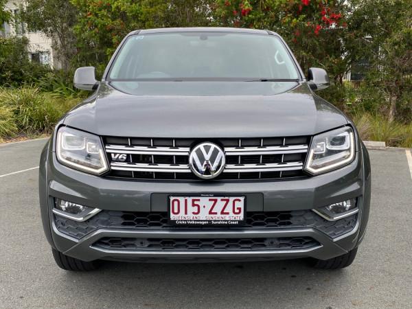 2017 Volkswagen Amarok 2H  TDI550 Highline Utility