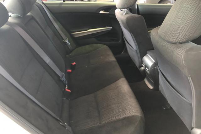 2012 Honda Accord 8th Gen  VTi Sedan