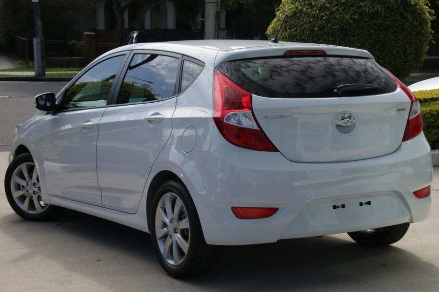 2017 Hyundai Accent RB5 Sport Hatchback