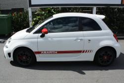2018 Abarth 595 Series 4 595 Hatchback