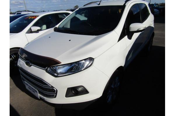 2014 Ford EcoSport BK TREND Suv Image 2
