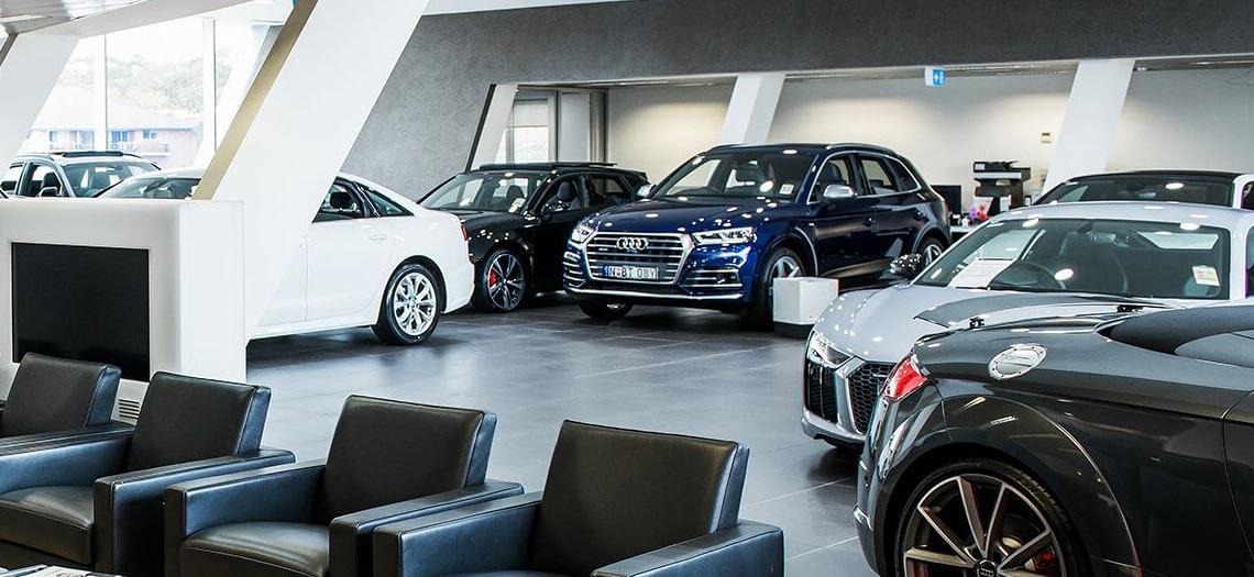 About Audi Centre Parramatta