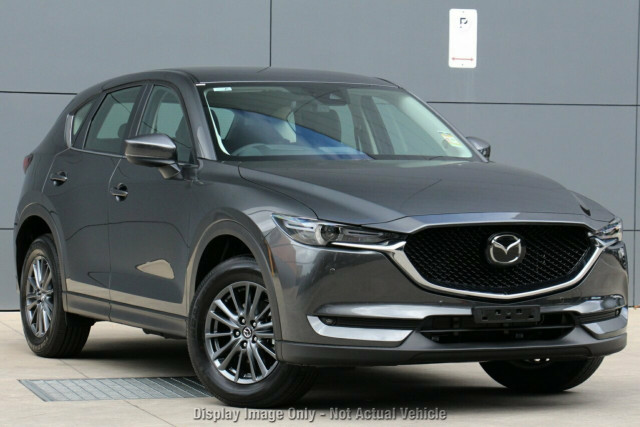 2020 MY19 Mazda CX-5 KF Touring Suv