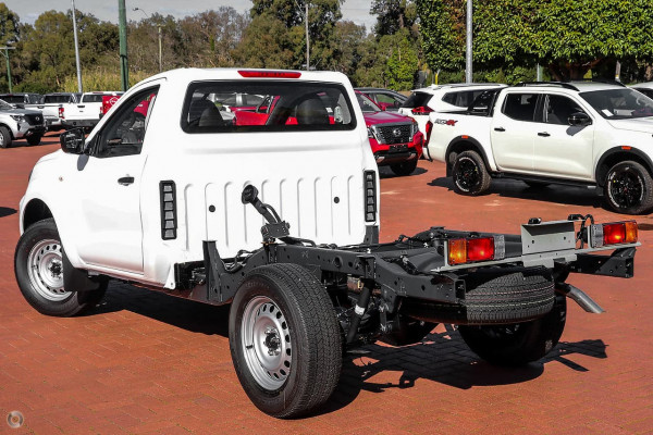 2021 Nissan Navara D23 Single Cab SL Cab Chassis 4x2 Cab chassis Image 4