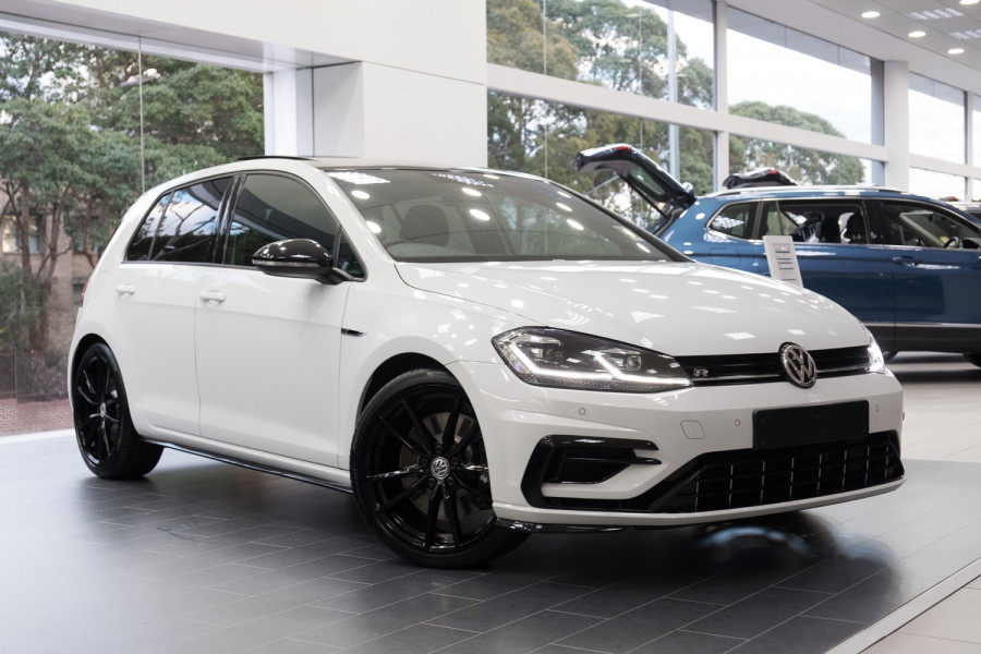 2020 Volkswagen Golf 7.5 R Final Edition Hatch