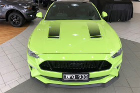 2019 Ford Mustang FN 2020MY GT Coupe Image 3