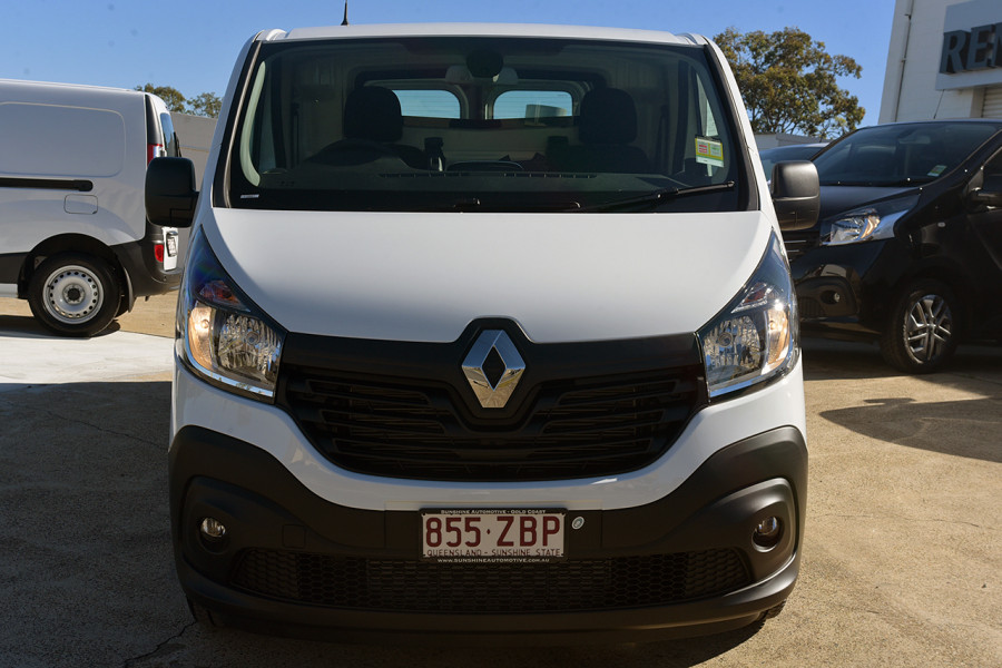 2019 Renault Trafic L2H1 Long Wheelbase Twin Turbo Van Mobile Image 3