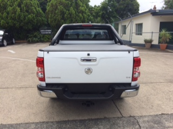 2016 Holden Colorado RG MY16 Storm Utility Image 3