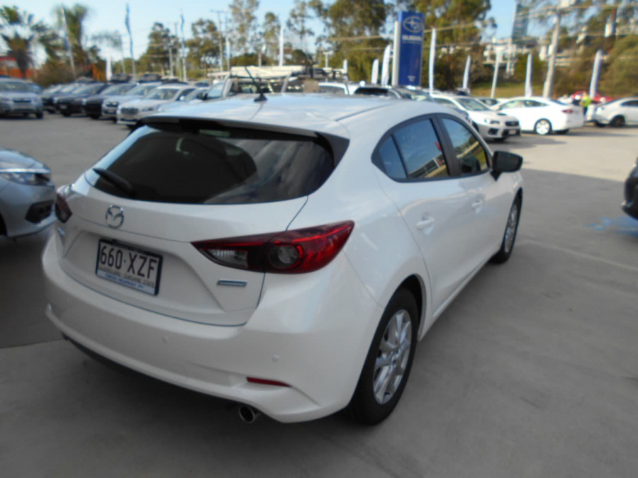 2017 Mazda 3 BN Hatch Hatchback