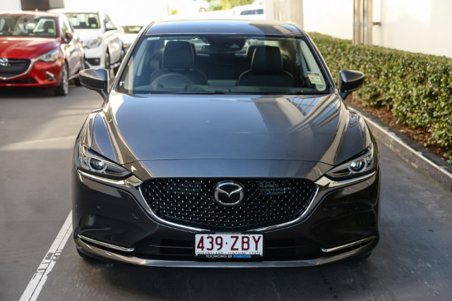 2019 Mazda 6 GL Series Touring Sedan Sedan Image 3