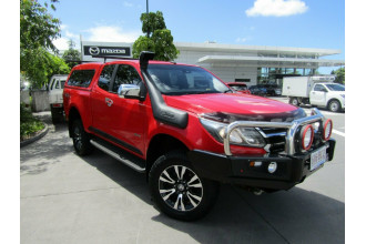 Holden Colorado LTZ Pickup Space Cab RG MY17