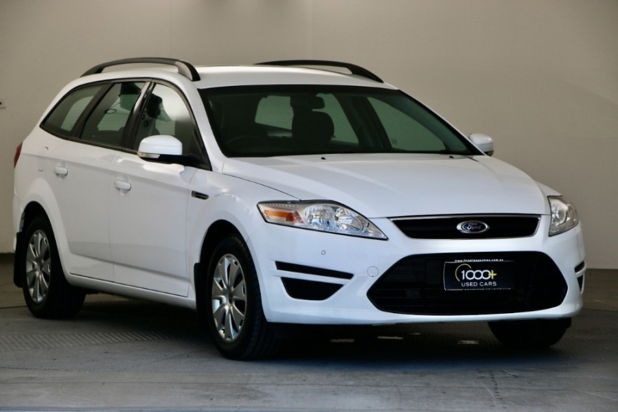2012 Ford Mondeo MC LX Wagon
