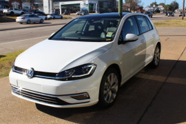 2019 MY19.5 Volkswagen Golf 7.5 110TSI Highline Hatch