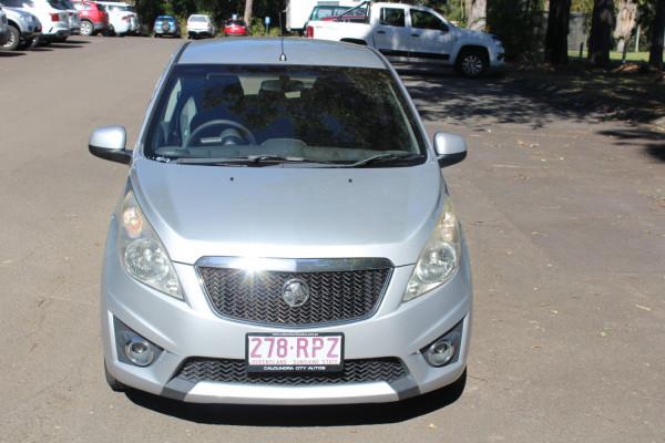 2011 Holden Barina Spark MJ  CD Hatchback Image 3