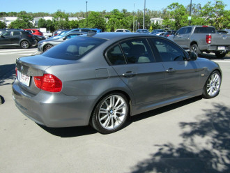 2010 BMW 3 Series E90 MY10 320i Steptronic Executive Sedan image 7