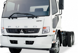 Fuso FN62FK2RFAK cab chassis Fighter
