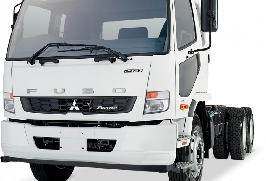 2020 Fuso FN62FK2RFAK Fighter cab chassis Cab chassis