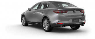 2021 Mazda 3 BP G20 Evolve Sedan Sedan image 17