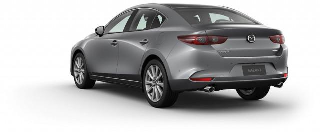 2021 Mazda 3 BP G20 Evolve Sedan Sedan Mobile Image 17