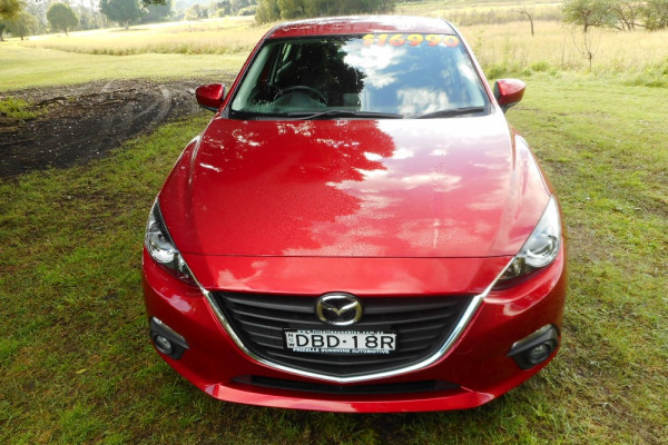 2014 Mazda 3 BM5278 Maxx Sedan Image 3