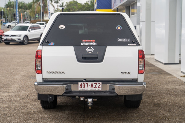 2014 MY12 Nissan Navara D40 S5  ST-X Utility Image 5